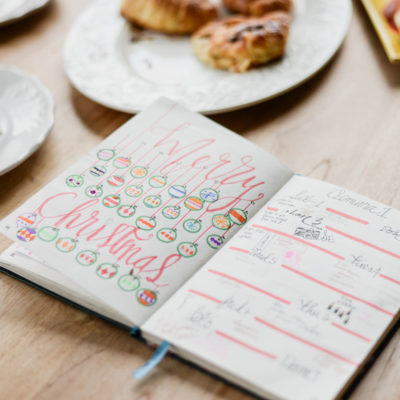 ¿Qué es un bullet journal?