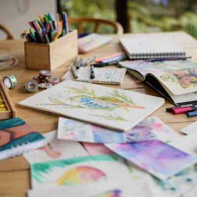 ¿Qué es bienestar creativo?