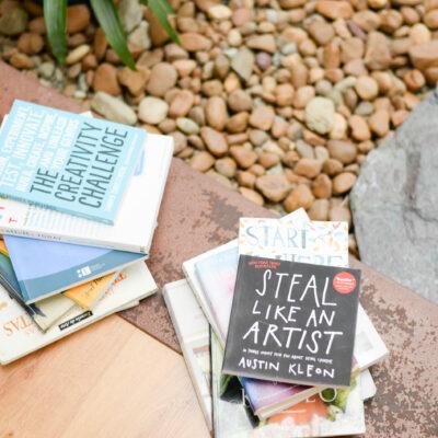 Nueve libros de creatividad que marcaron nuestro 2020