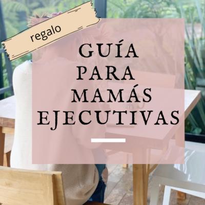 GUÍA DE BULLET JOURNAL PARA MAMÁS EJECUTIVAS